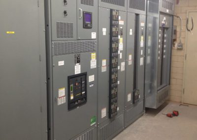 Electrical Distribution Room - After