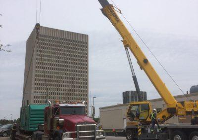 Emergency Generator Installation